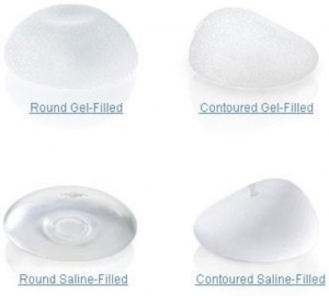 Breast implant material